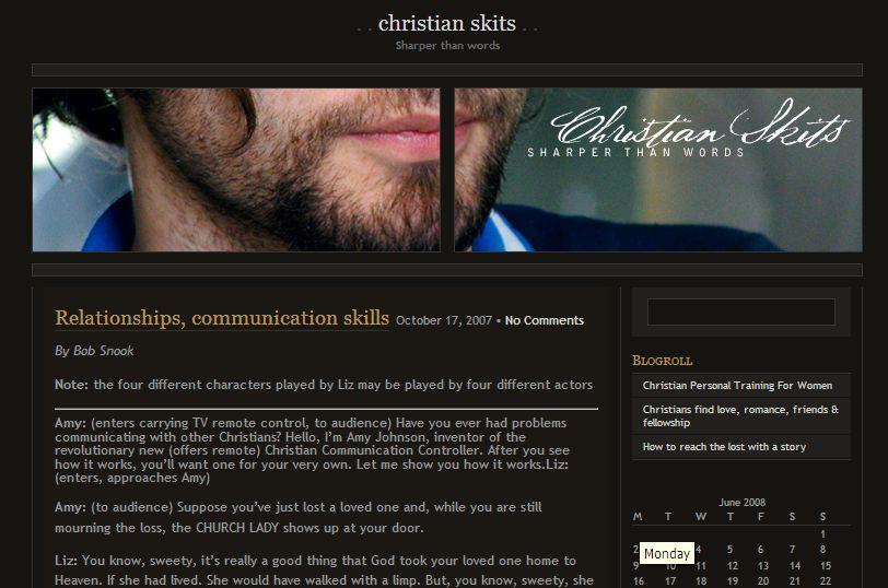 Christian Skits